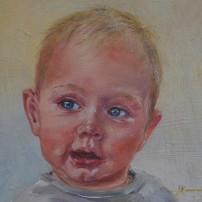 baby portret