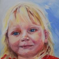 kinder portretje